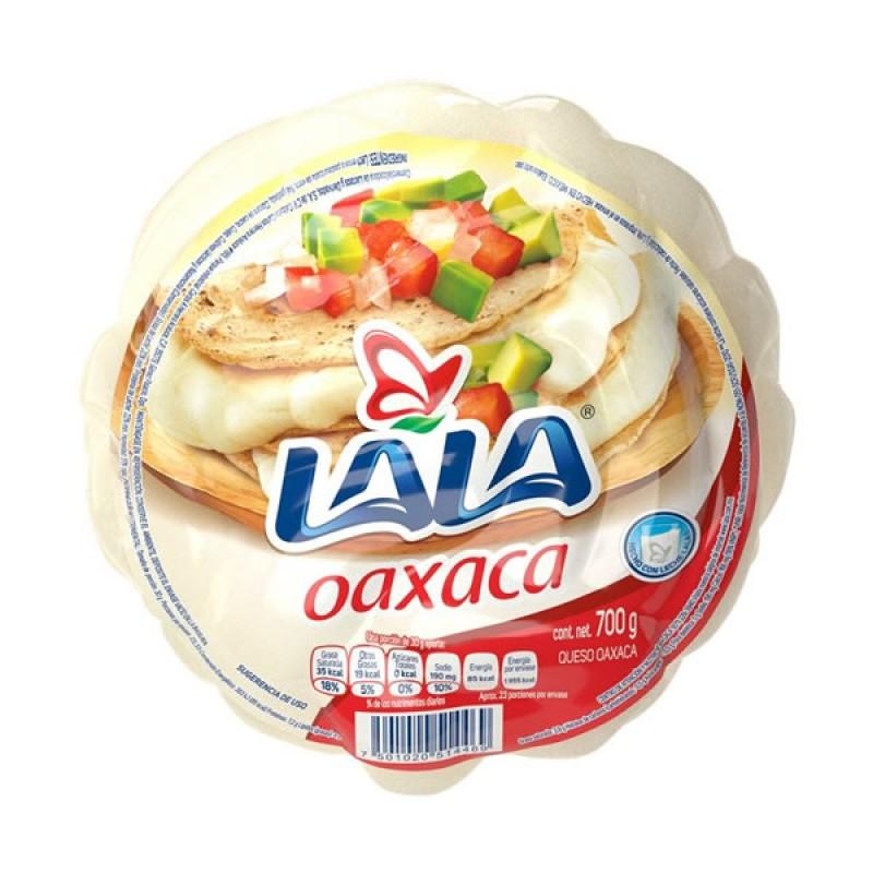 """Queso Oaxaca """"Lala"""" de 700 gr."""