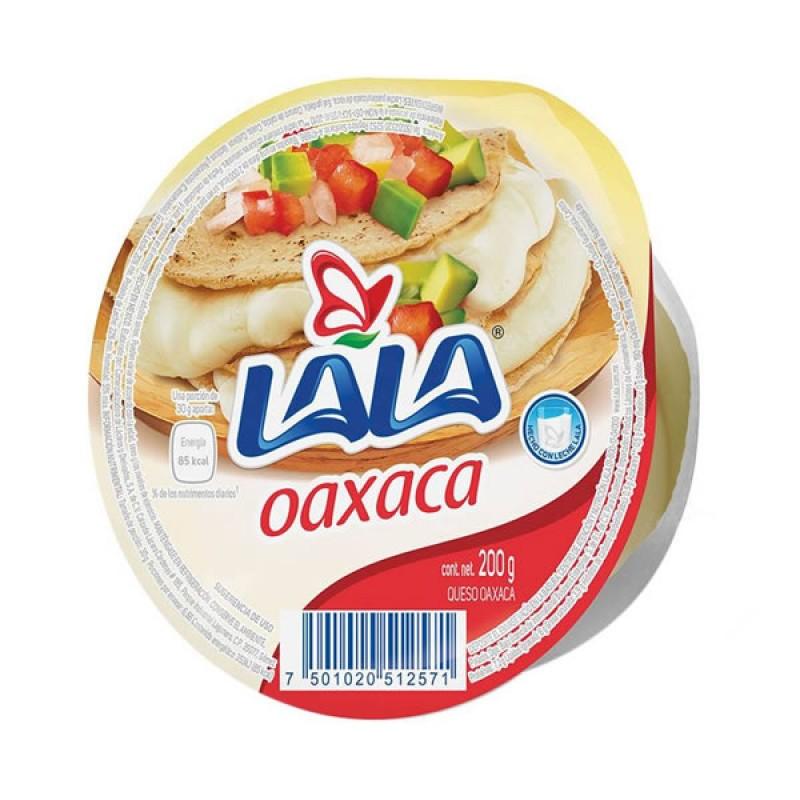 """Queso Oaxaca """"Lala"""" de 200 gr."""